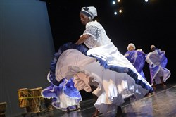 DanceAfrica will perform at the Kelly Strayhorn Theater in East Liberty on Friday and Saturday.