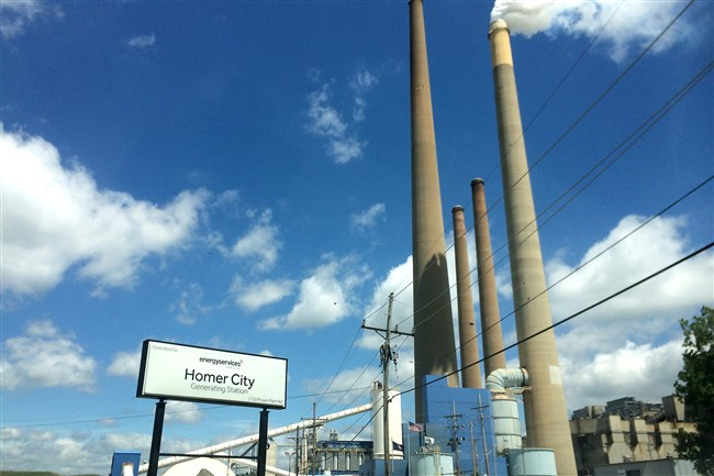 Homer City Generating Station.