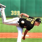 Pirates pitching prospect Tyler Glasnow went on the disabled list.