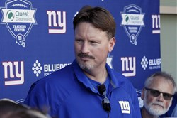 Homer City native Ben McAdoo is a coal miner's son. Perservance and work ethic have served him well and he is in his first season as head coach of the New York Giants.