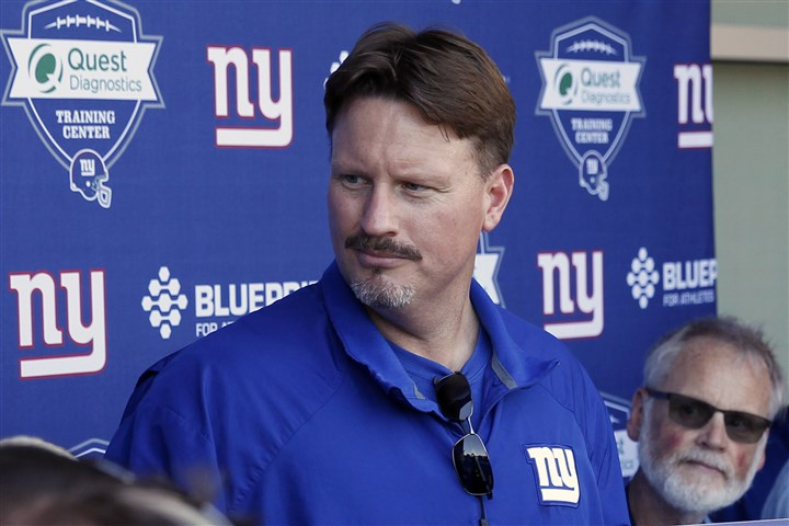 A coal miner's son leads Giants against Steelers