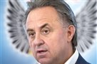 Russian Sports Minister Vitaly Mutko speaks to the media Sunday in Moscow. Olympic leaders stopped short of imposing a complete ban on Russia competing in Rio.