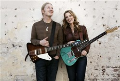 Derek Trucks and Susan Tedeschi.