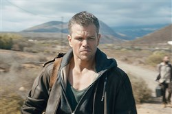 "Matt Damon returns to his most iconic role in ""Jason Bourne,"" directed by Paul Greengrass, who also helmed ""The Bourne Supremacy"" and ""The Bourne Ultimatum."""