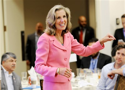 New ad unveiled attacking Senate candidate McGinty