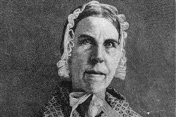 Sarah Grimke, pre-Civil War abolitionist and advocate for women's rights