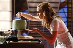 "Judge Christina Tosi shows how you do cake in this week's ""MasterChef."""