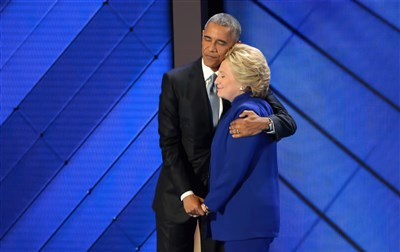 Obama says Clinton ready to be president