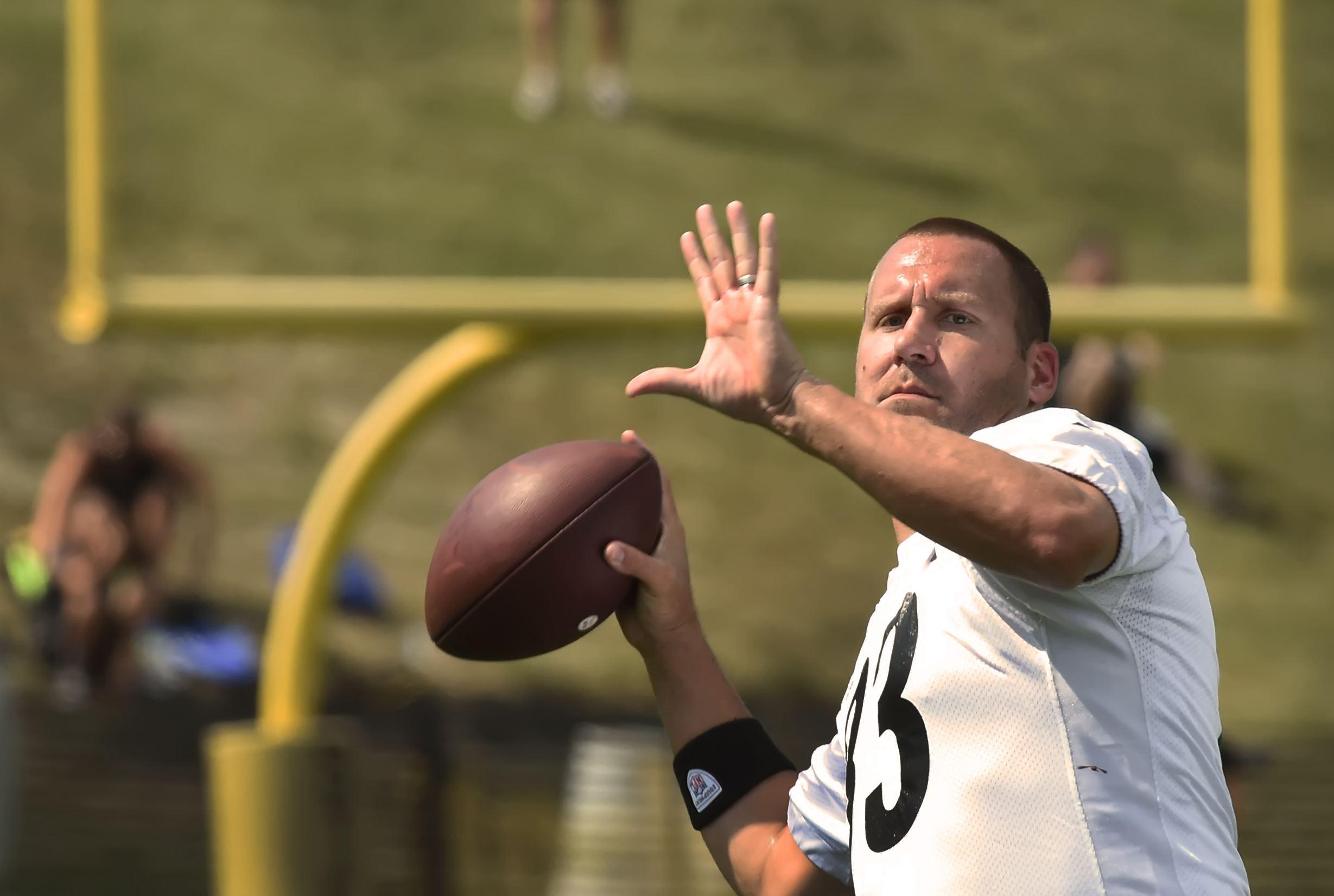 Ron Cook: Big Ben to Brown best ever Steelers passing ...