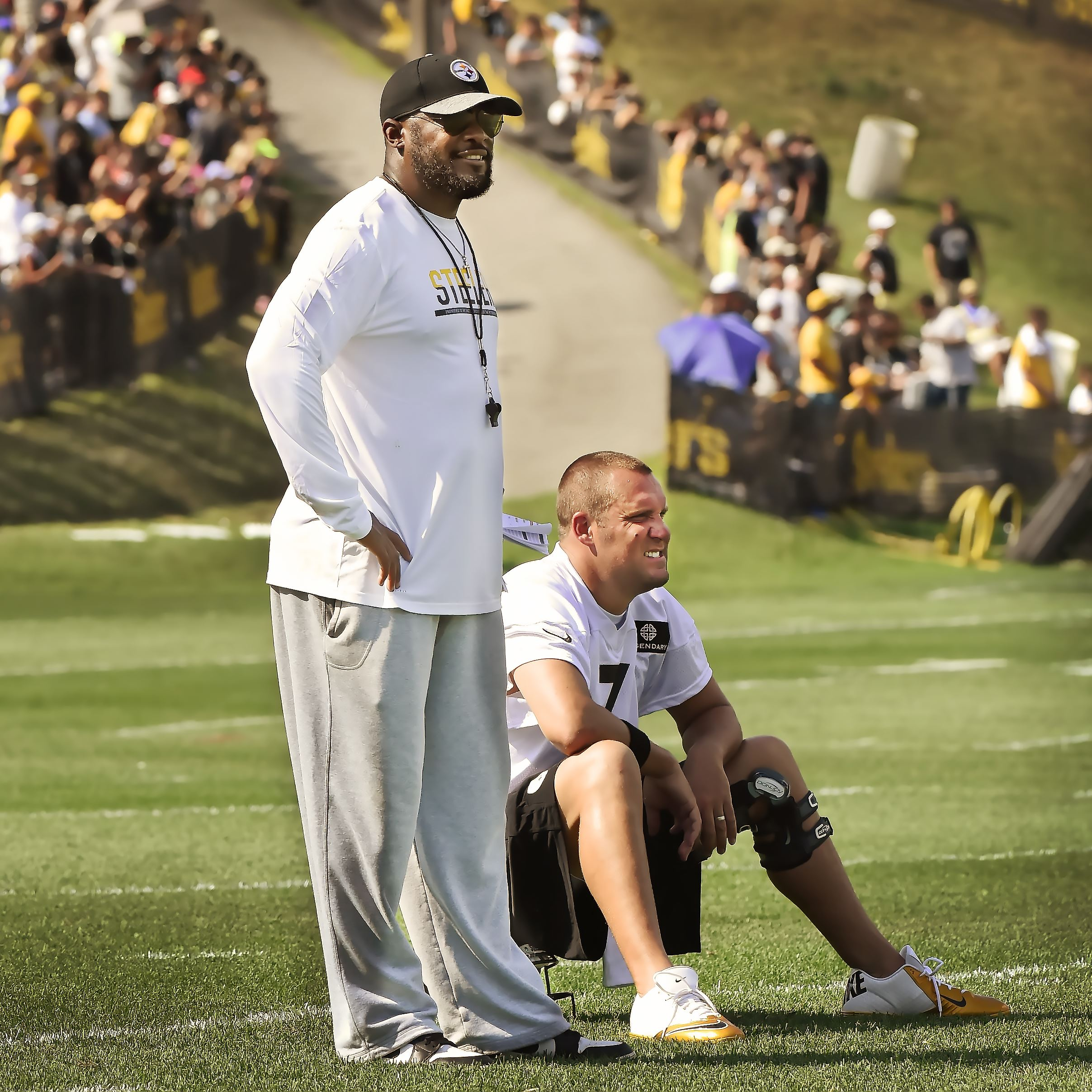Paul Zeise: Tomlin right to hold out Steelers starters