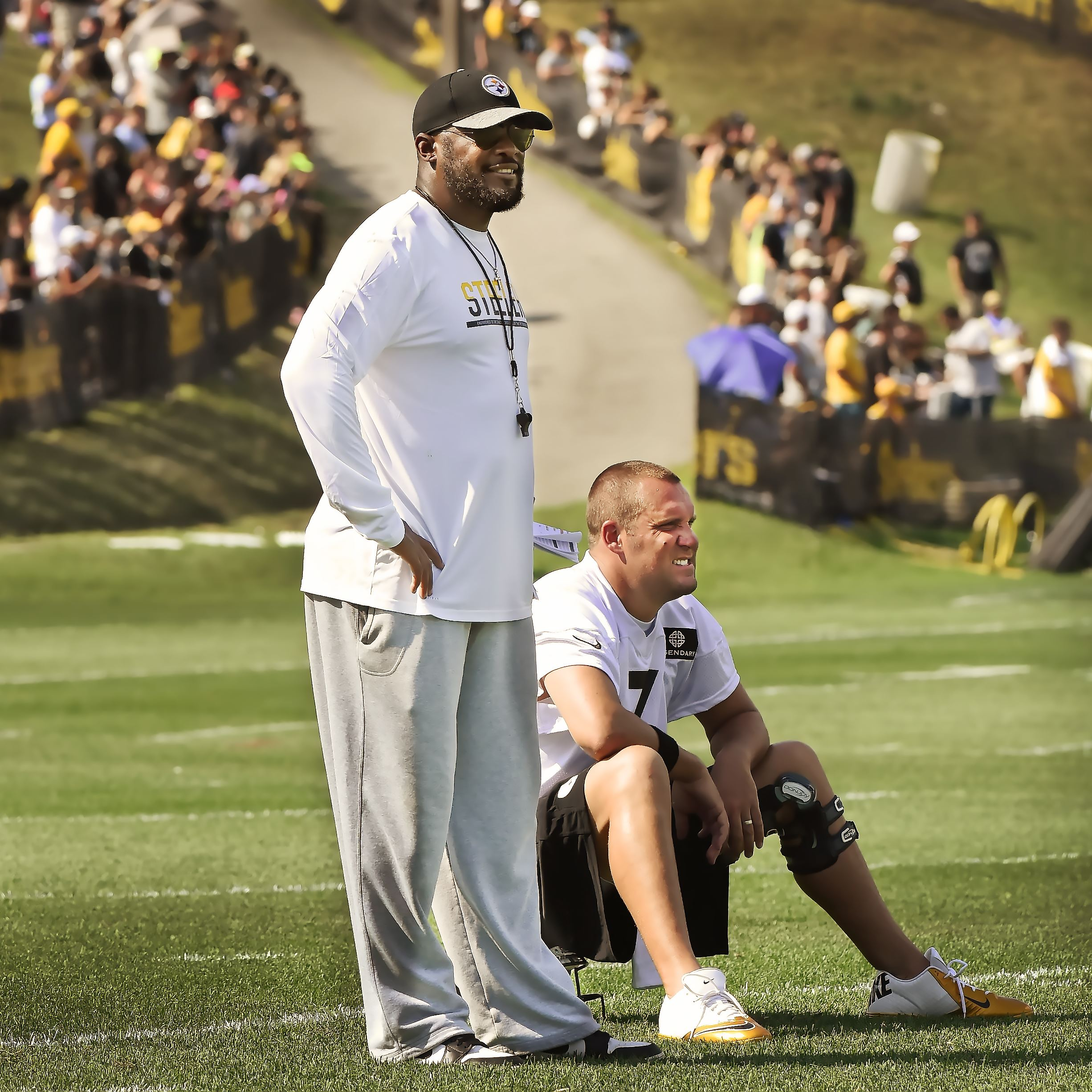 ben roethlisberger, steelers preseason, mike tomlin, ben roethlisberger preseason