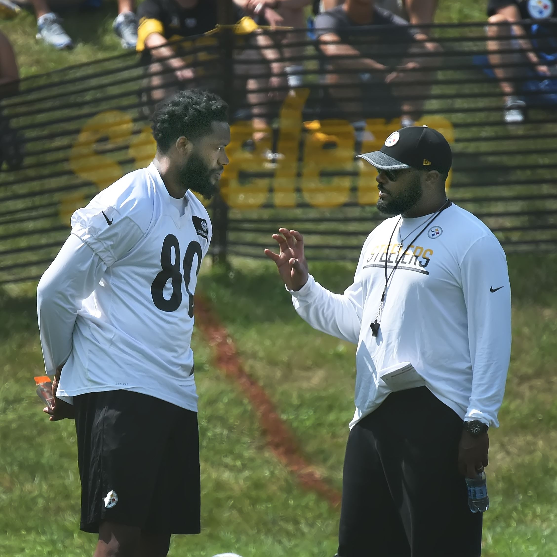 Pittsburgh Steelers Mike Tomlin S New Contract Ushers In: With Ladarius Green Still Unable To Play, Steelers' Tight