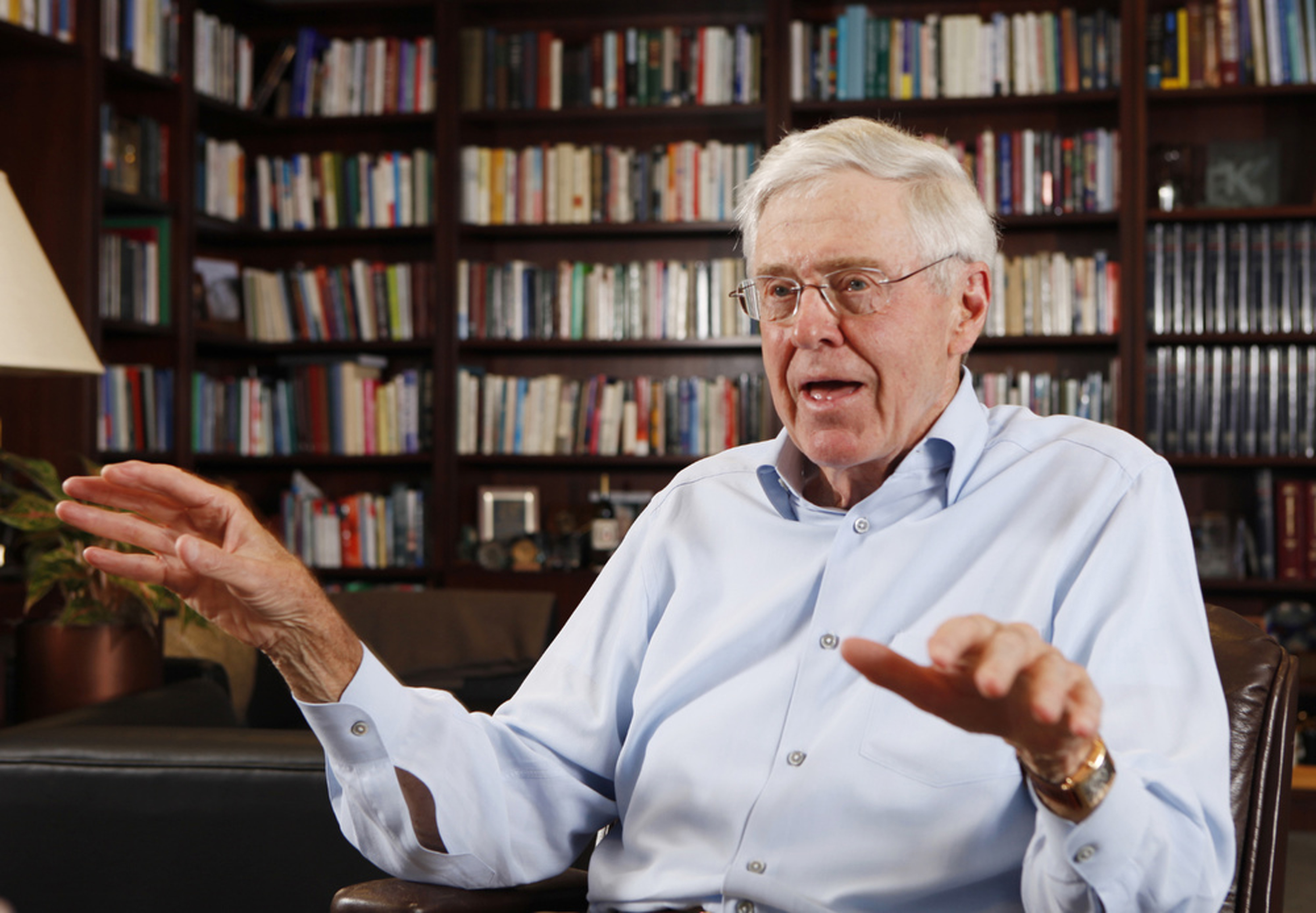 Billionaire Koch Brothers Exclude Trump from Its Bankrolling of Conservative Causes