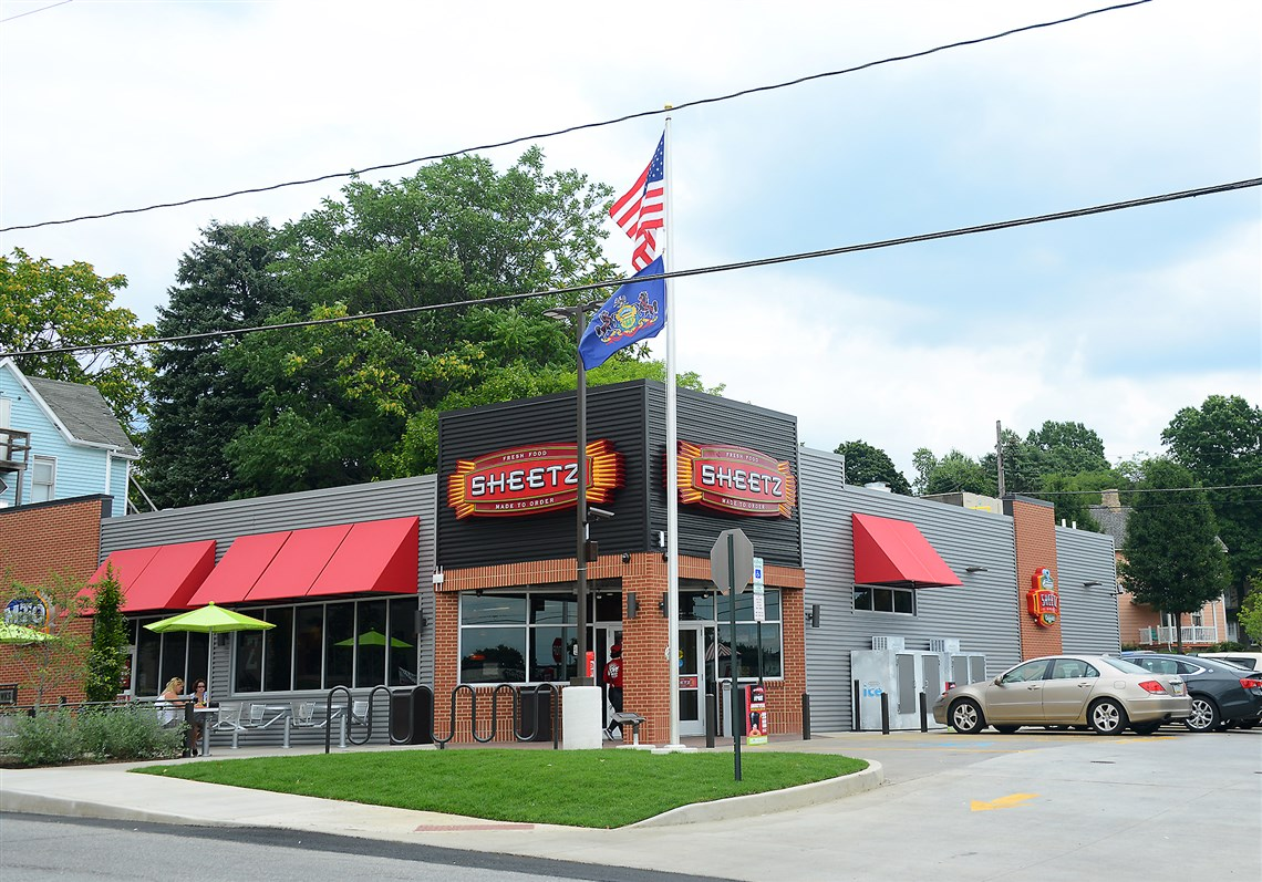 Sheetz Has Opened A Cafe In Indiana Pa Near University Of