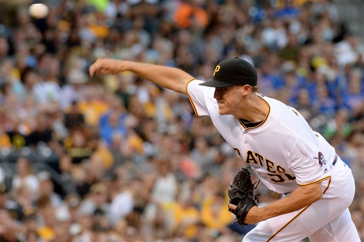 Paul Zeise: Taillon a bright spot in disappointing Pirates seas…