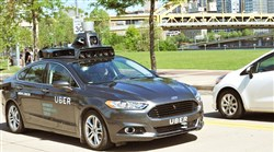 Uber will debut its self-driving cars in Pittsburgh later this month.