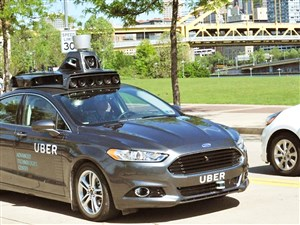 Uber has a testing facility in Lawrenceville and is testing self-driving vehicles Downtown and in the Strip District.