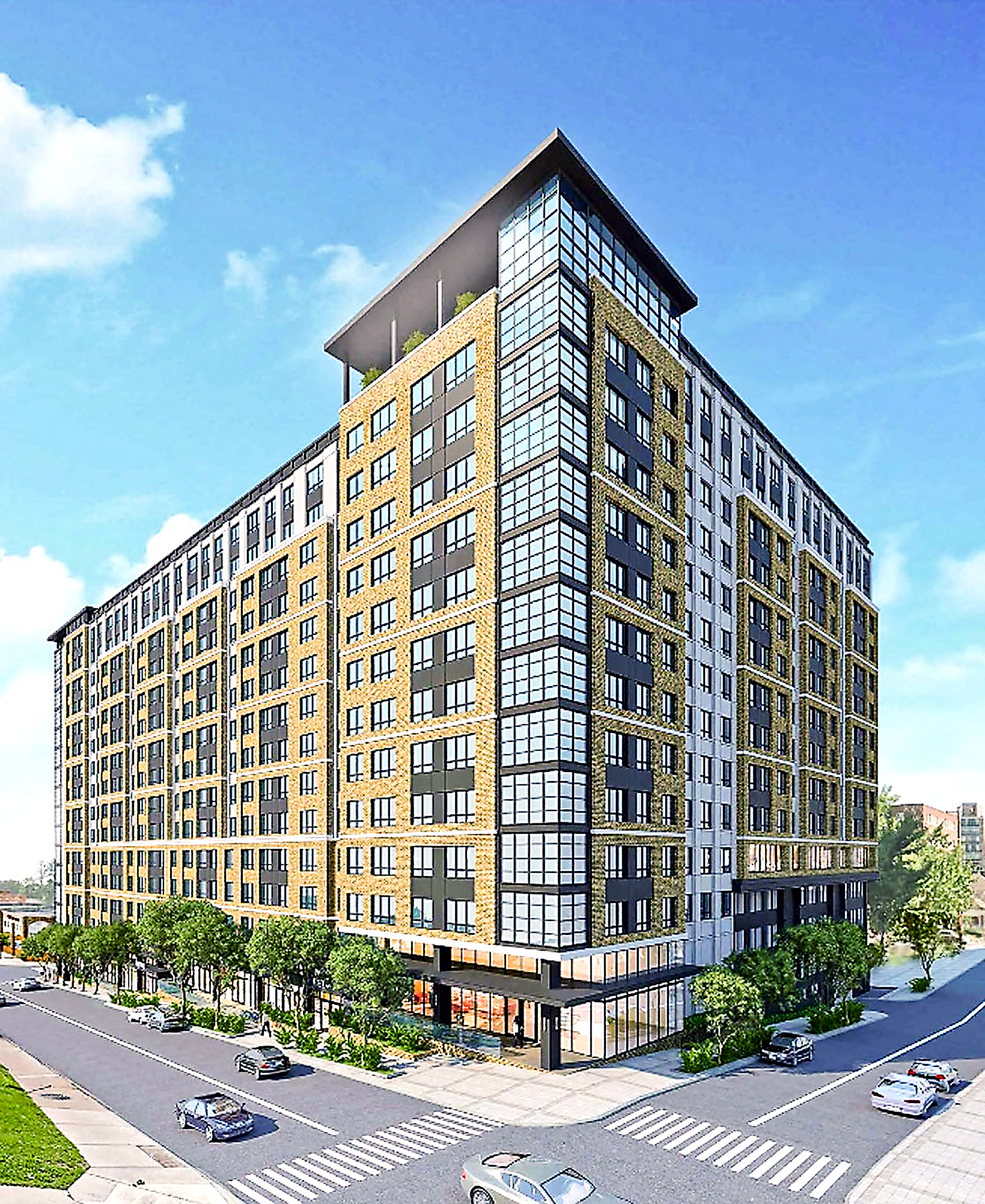 Near Apartments: New 17-story Apartment Building Going Up Near Pitt, CMU