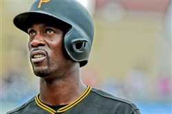 Big things are expected from Pirates outfielder Andrew McCutchen in the second half of the season.