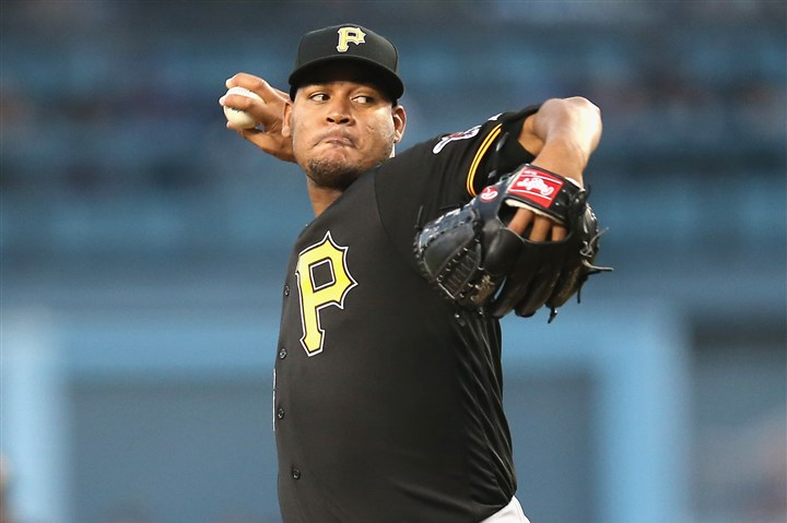 Pittsburgh-pirates-v-los-angeles-dodgers-5