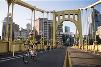 In other traffic news, the Roberto Clemente Bridge, which connects the North Shore to Sixth Street in Downtown, will be closed from 9 a.m. Friday through 6 a.m. Monday to allow construction crews to make repairs to the concrete deck.