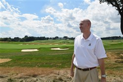 John Zimmers, Grounds Superintendent at Oakmont Country Club, has received praise for the restoration of the course following the U.S. Open.