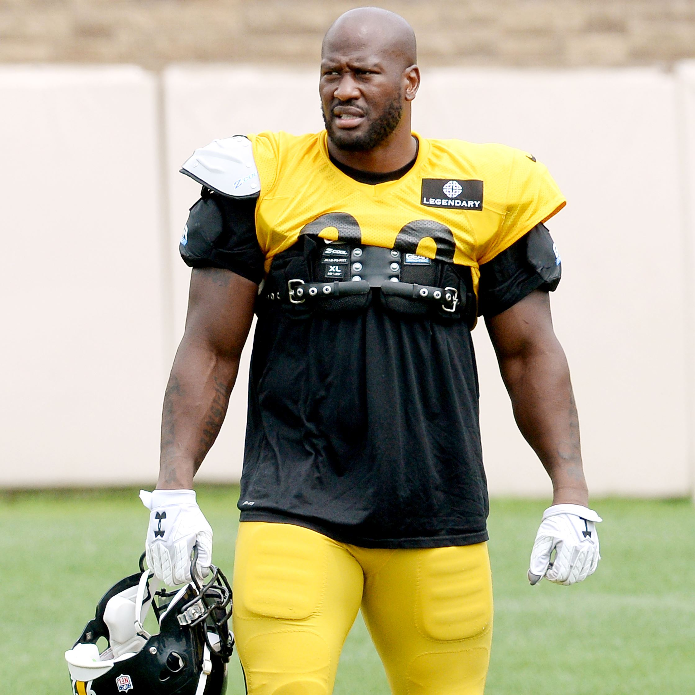 Paul zeise james harrison should cooperate with the nfl for The harrison