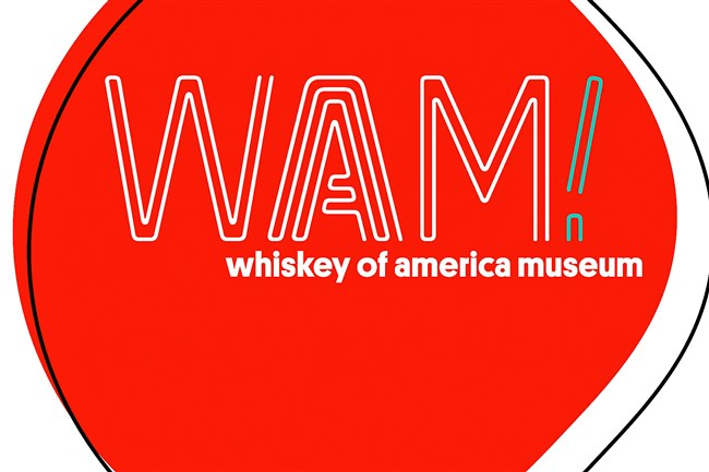 Whiskey of America Museum logo.