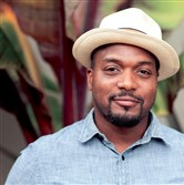 Food activist and chef Bryant Terry will speak at the Three Day Blow Festival.