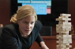 "Equity Anna Gunn as Naomi Bishop in ""Equity."""