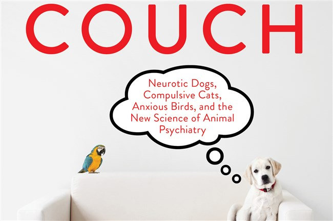 """Pets on the Couch"" by veterinarian Nicholas Dodman."