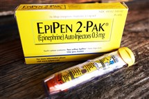 EpiPen epinephrine auto-injector is a Mylan product.