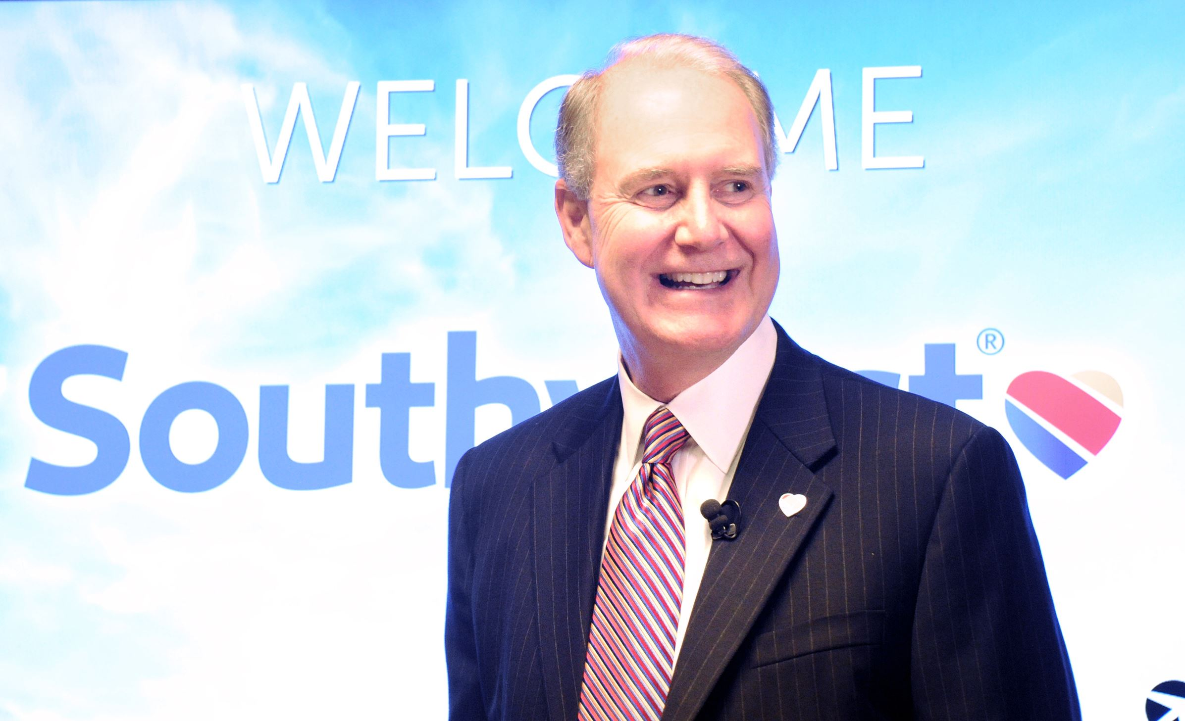 ceo gary kelly The airline had already said the initial flights would be from the west coast and  ceo gary kelly has said that phoenix would not be among the.