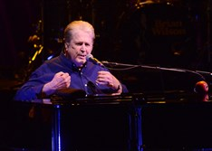 "Brian Wilson performs ""Pet Sounds,"" the 50th Anniversary Tour at the Benedum on Thursday."