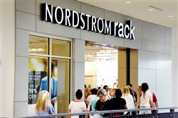 Shoppers flock to the new Nordstrom Rack store, opening at The Block Northway in Ross.