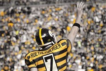 """Almost every year, someone wants to do a reflective type piece,"" Ben Roethlisberger says. ""And it's tough, because we've moved on. And even if you talk about the good, it still gets brought up somehow."""