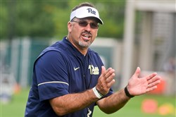 Pitt coach Pat Narduzzi added another 2018 prospect Thursday in Thomas Jefferson defensive end Noah Palmer.
