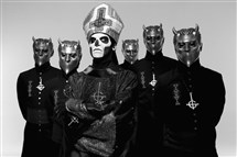 Ghost plays Stage AE on Sept. 19.