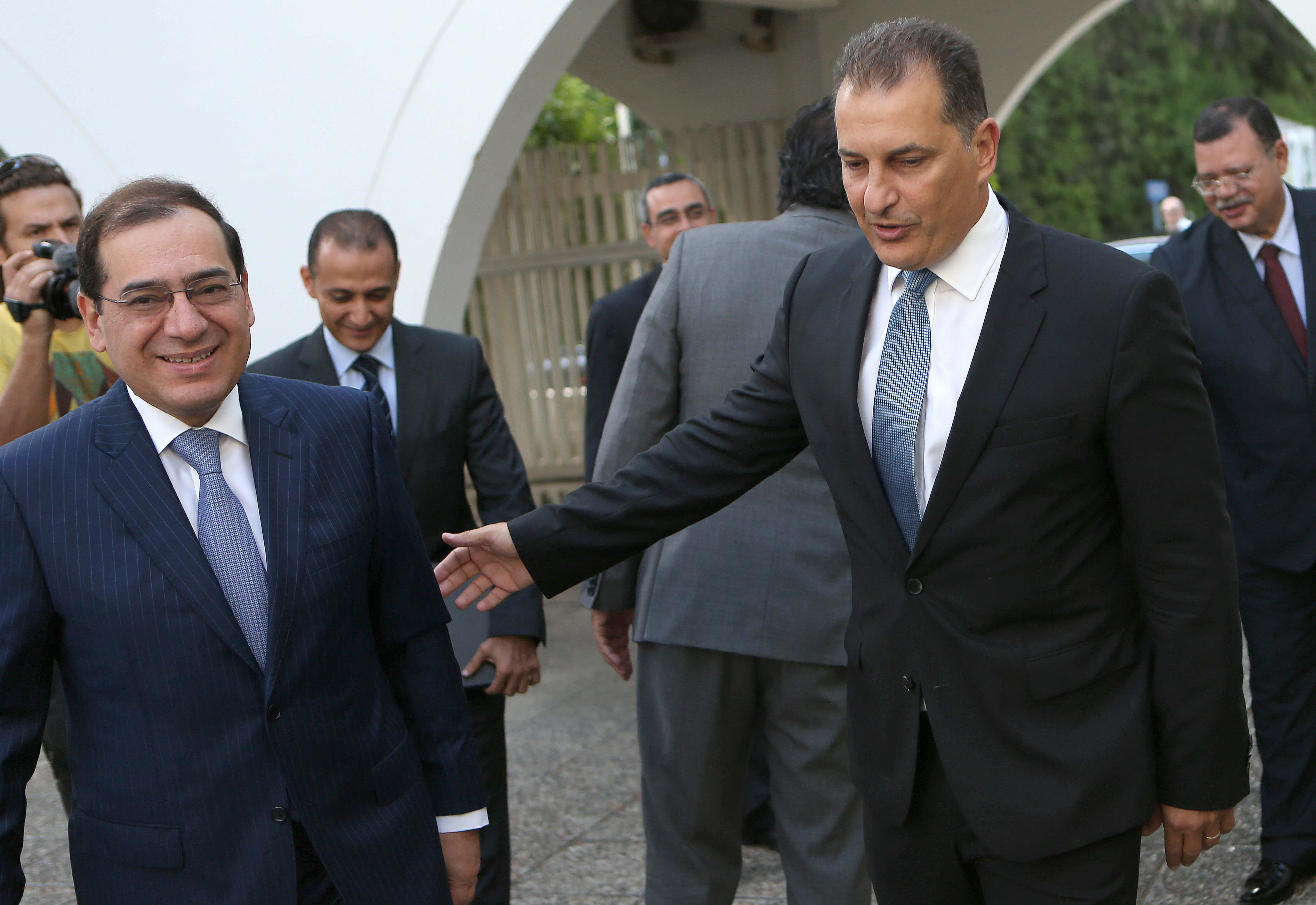 Cyprus, Egypt sign deal paving way for gas pipeline