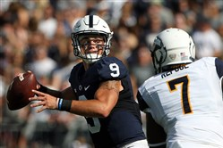 Penn State quarterback Trace McSorley was five years old when the Nittany Lions last played Pitt.