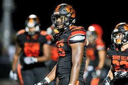 Beaver Falls' Donovan Jeter was originally committed to Notre Dame before committing to and enrolling at Michigan.