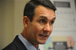 "Eugene DePasquale, the state auditor general, said today that the state's confusing release of information is why there is a backlog in rape kits. The ""inadequate communication contributed to a low participation rate by law enforcement agencies which in turn caused an under-counting of kits awaiting testing,"" the auditor said in Capitol news conference on Wednesday."
