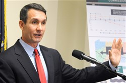 """I wasn't necessarily convinced Pennsylvania should be the first [to regulate and tax marijuana], but now that we have actual results and data from other states, the evidence is clear that this can be both good socially and fiscally,"" Auditor General Eugene DePasquale said."