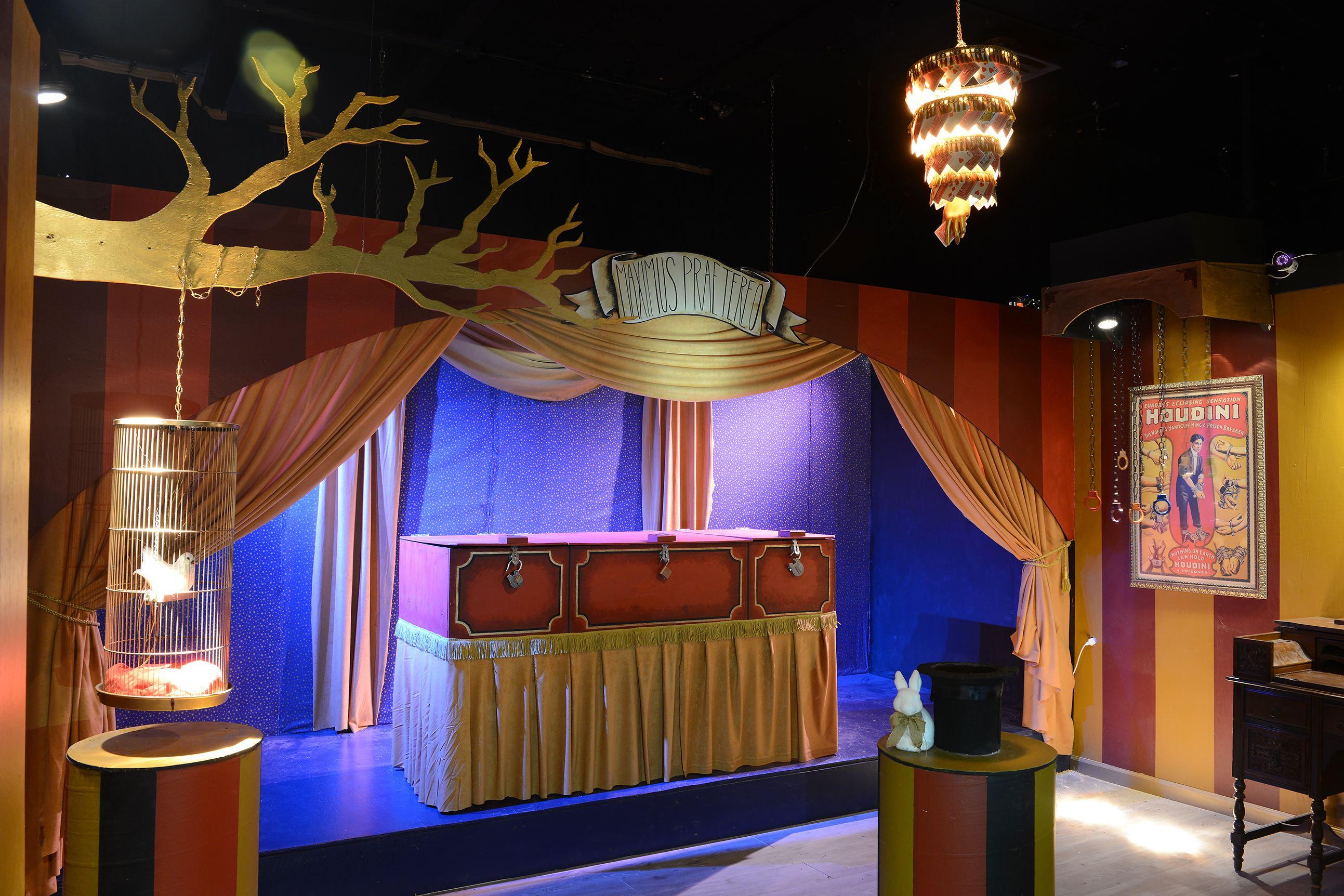 Imaginarium Escape Room