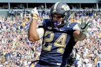 Pitt's run-oriented offense hopes it can take advantage of North Carolina's weak rush defense.