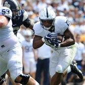 Saquon Barkley figures to be one of the biggest benefactors of an improved line.