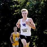Tristan Forsythe will be back next season for Winchester Thurston cross country.