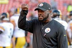 Steelers head coach Mike Tomlin actually had a little criticism for his offense after they routed the Redskins on Monday.