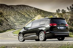 Fiat Chrysler says its new gas-electric hybrid Pacifica minivan will get the equivalent of 84 miles per gallon in electric mode and 32 mpg in city-highway mileage when in hybrid mode.