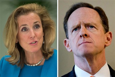 Polls show thin margin in Pennsylvania's Senate race